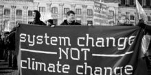 The political polarisation of climate change